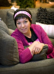 Super Survivor Lisa Woods