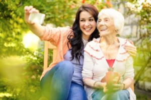 Young-Woman-with-Elderly-Woman